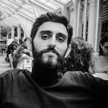 Nader, 34, Tehran, Iran