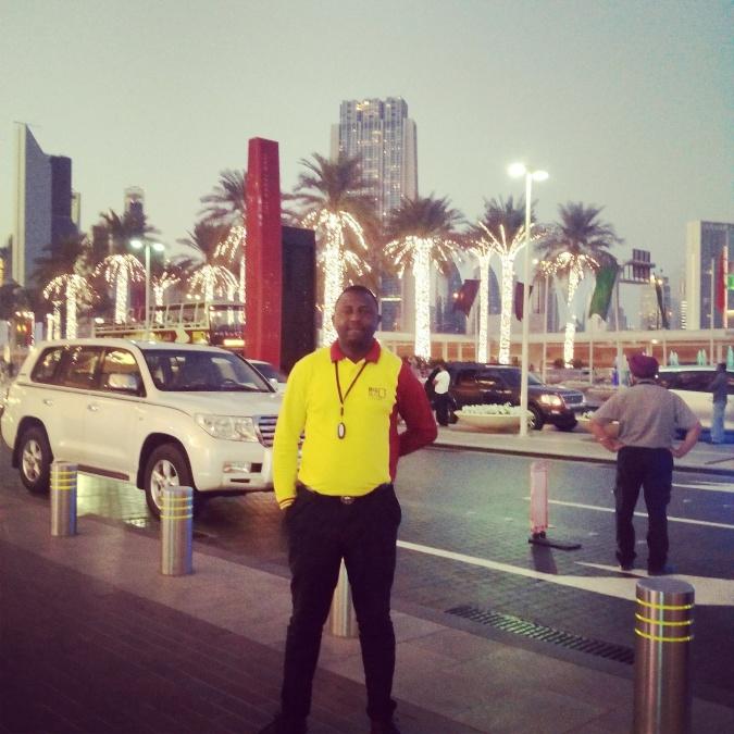 Zeb, 33, Dubai, United Arab Emirates