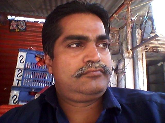 Bharat Sawant, 48, Thane, India