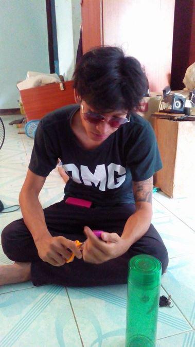Adsadawut kaewtanatnoon, 27, Pattaya, Thailand