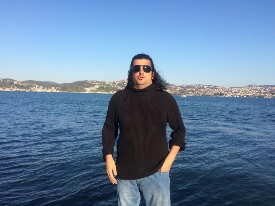 Baran Koğuzlu, 41, Istanbul, Turkey