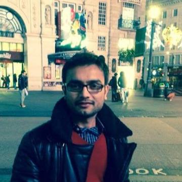 Kumar Thakkar, 36, Dubai, United Arab Emirates