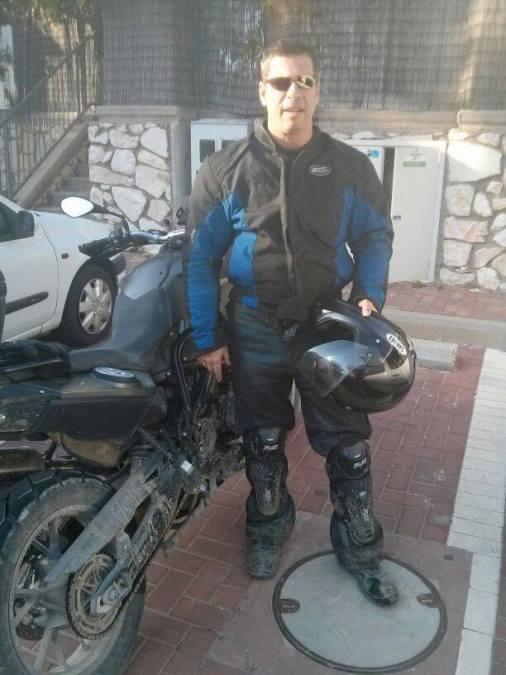 Eyal Bercovich, 54, Hadera, Israel