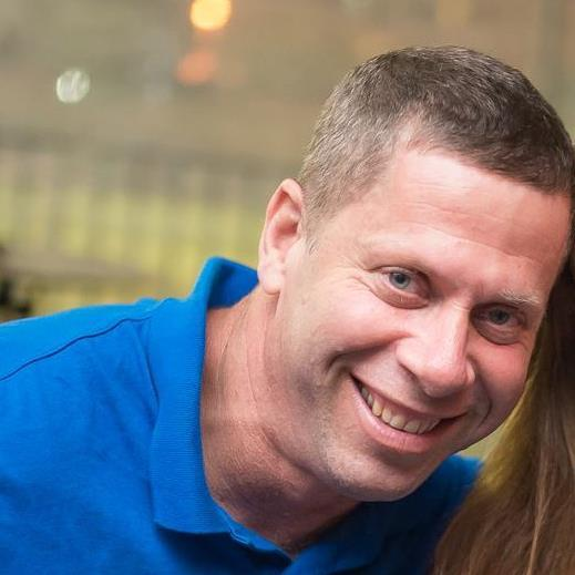 Eyal Bercovich, 53, Hadera, Israel