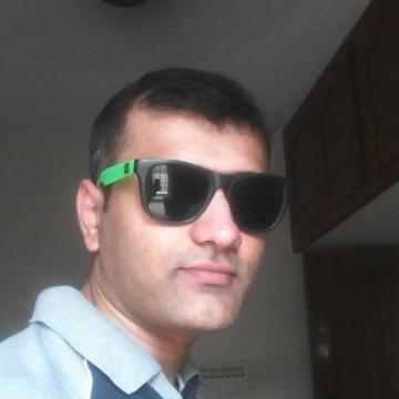 Ashok Raja, 38, Surrey, Canada