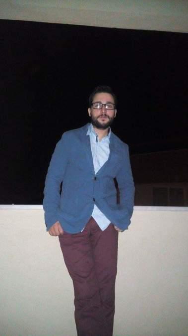 Ali Timur, 30, Aydin, Turkey