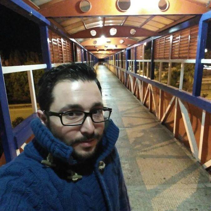 Ali Timur, 31, Aydin, Turkey