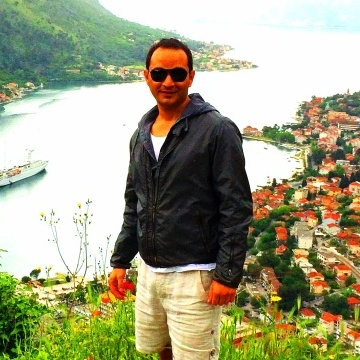mete, 38, Mersin, Turkey