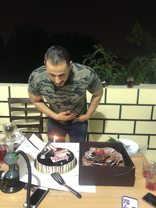 Ehab Kazid Fares, 34, Safut, Jordan