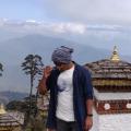 Abhijeet Khandagale, 28, Paro, Bhutan