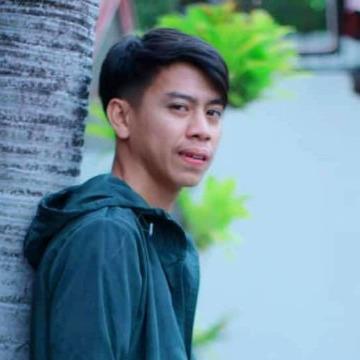 Alvin Calunsag Gabas, 22, Dasmarinas, Philippines
