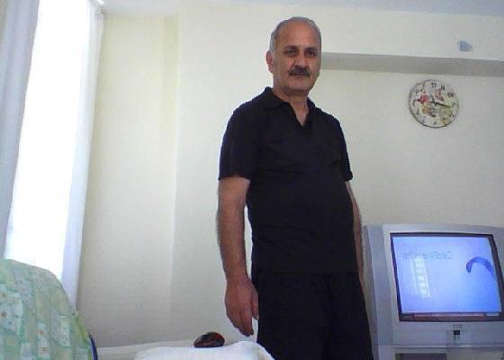 Aydın Demir, 57,