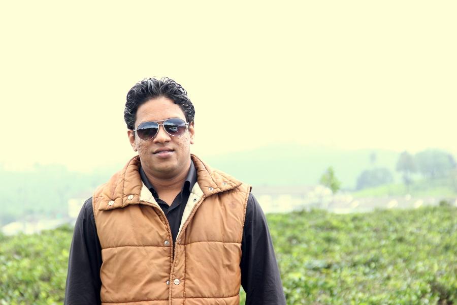 Ajith Kunnathully, 31, Dubai, United Arab Emirates