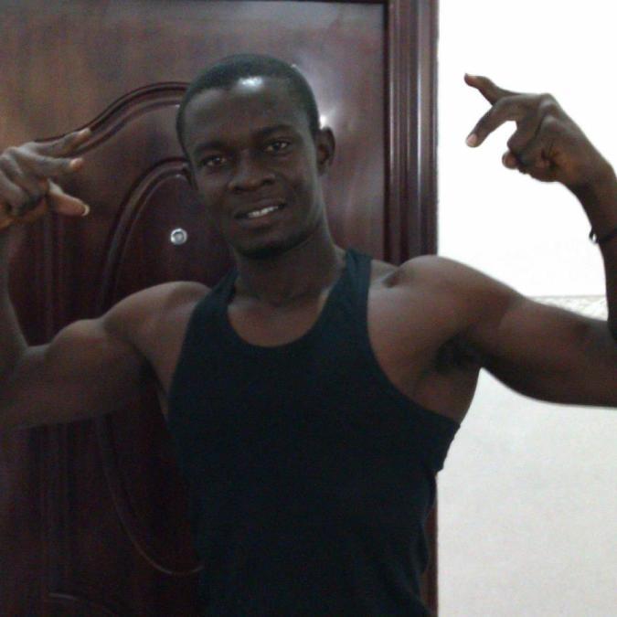 Frederick, 39, Accra, Ghana