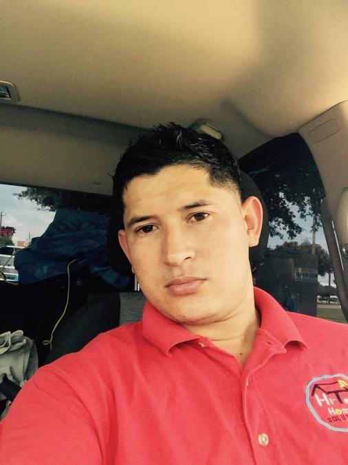 Deul Sanchez, 33, Houston, United States
