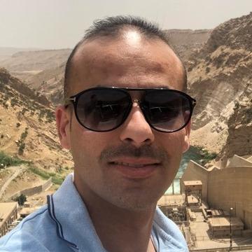 Osama, 37, Baghdad, Iraq