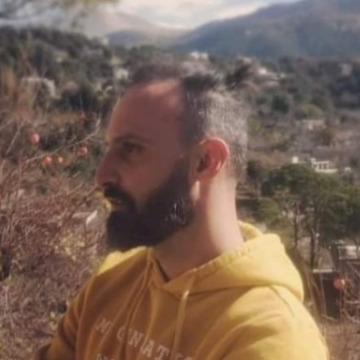 Antoine Moubarak, 33, Beyrouth, Lebanon