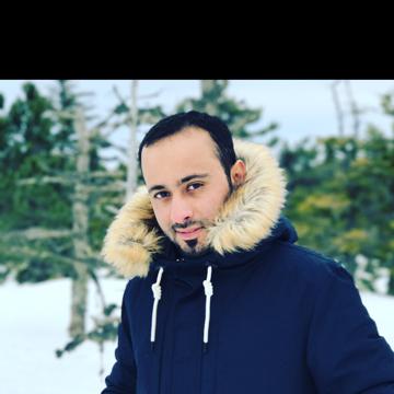 Ali, 31, Muscat, Oman