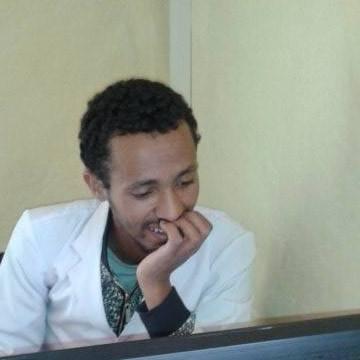 Lemma Asaminew, 29, Addis Abeba, Ethiopia