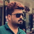 Khalid Burki, 30, Karachi, Pakistan