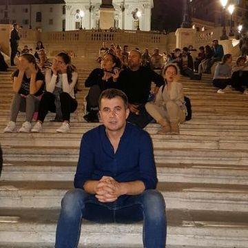 Nino, 41, Istanbul, Turkey