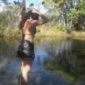 Larissia Alves, 25, Salvador, Brazil