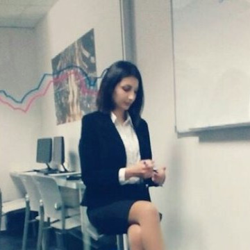 Tamta Delrey, 28, Tbilisi, Georgia
