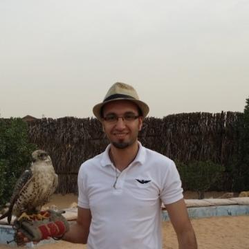Jalal Haidar, 32, Abu Dhabi, United Arab Emirates