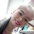 Daisy Galagar, 20, Manila, Philippines