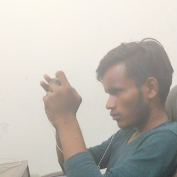 Shehzad, 26, Islamabad, Pakistan