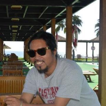 Rex baron Delima, 44, Khobar, Saudi Arabia