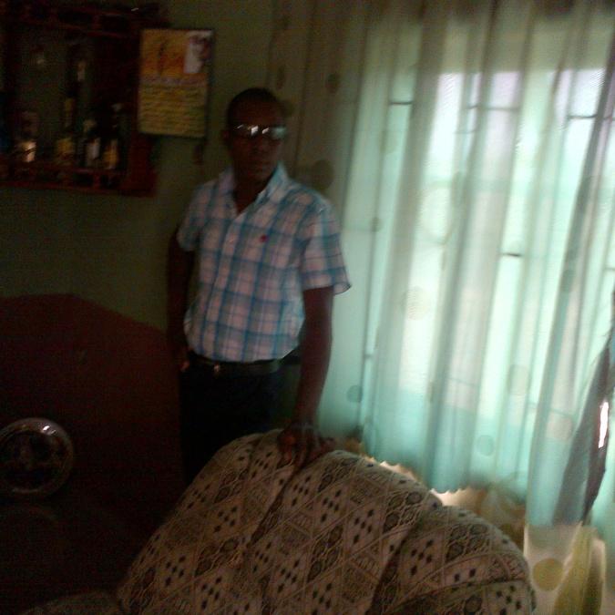 Julius, 41, Ibadan, Nigeria