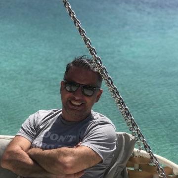 Alessandro Alex Koc, 45, Istanbul, Turkey