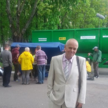 ЮРИЙ, 53, Minsk, Belarus