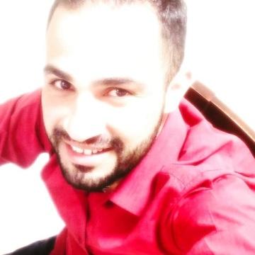 Yasser, 33, Amman, Jordan
