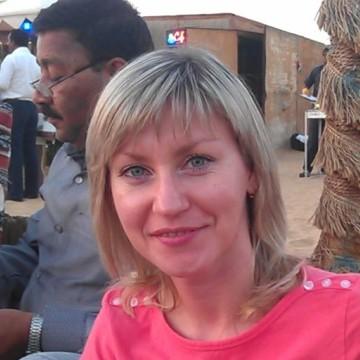 Tatiana Durova, 37, New Delhi, India