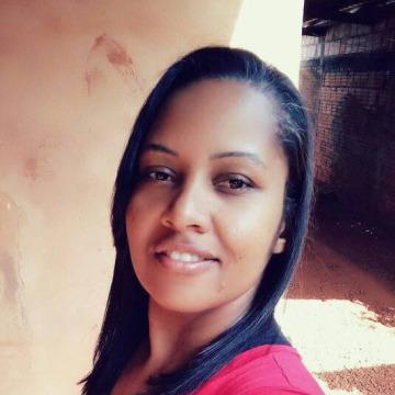 Geisy Nara Adão Nogueira, 31, Goiania, Brazil