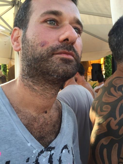 Efe yondem, 39, Izmir, Turkey