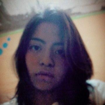 Aydee Garcia, 23, Mexico City, Mexico
