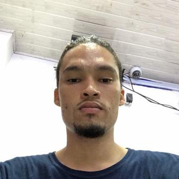 Gericke Manfred Jnr, 26, Accra, Ghana