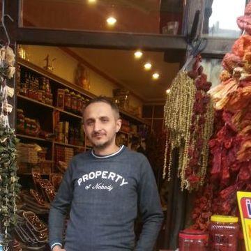Mutlu Hancioglu, 40, Ankara, Turkey