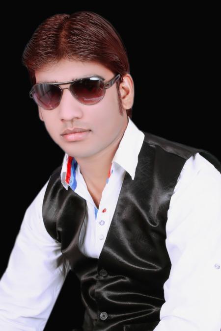 Raheesh Saudagar, 27, Satna, India