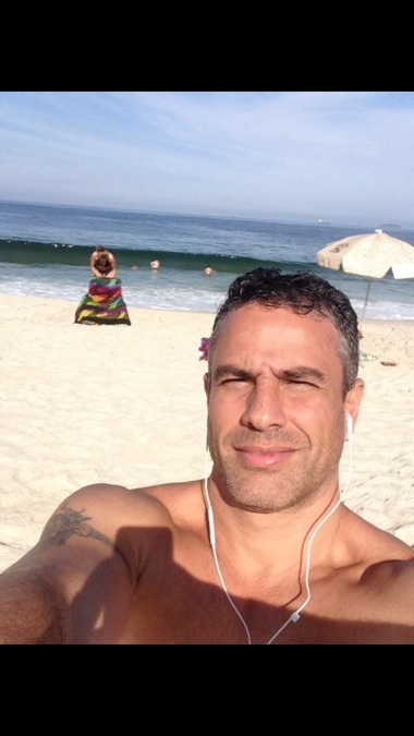 Ricardo Cavaliere, 42, Vitoria, Brazil