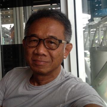 Sak, 61, Bangkok, Thailand