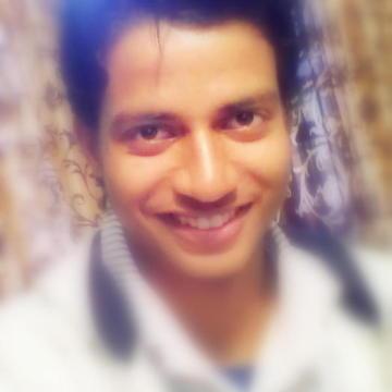 Amit Raghuvanshi, 26, Gurgaon, India