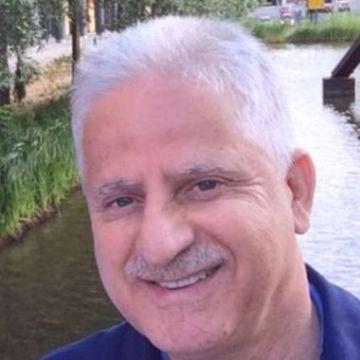 bader, 67, Kuwait City, Kuwait
