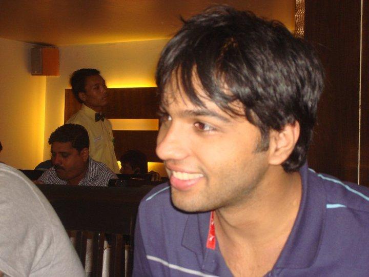 Mihir kapoor, 30, Mumbai, India