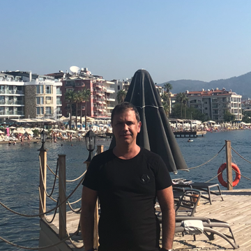ümit, 39, Istanbul, Turkey