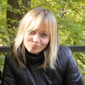 Aljona Lazarenko, 27, Cherkasy, Ukraine