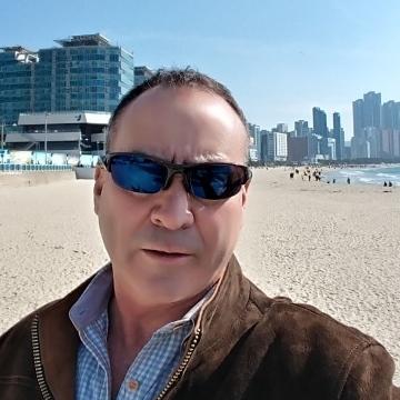 Keith Domingue, 49, Pyeongtaek-si, South Korea
